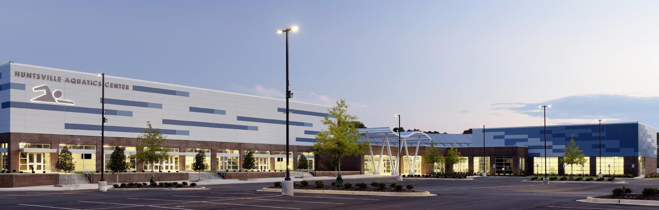 Huntsville Aquatics exterior - 1 - (1344x430)