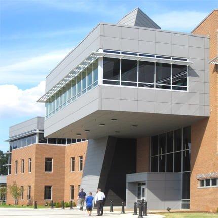 Student Services Building UAH
