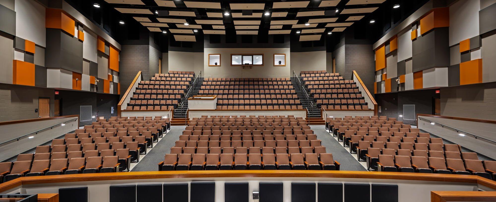 Austin High School Auditorium