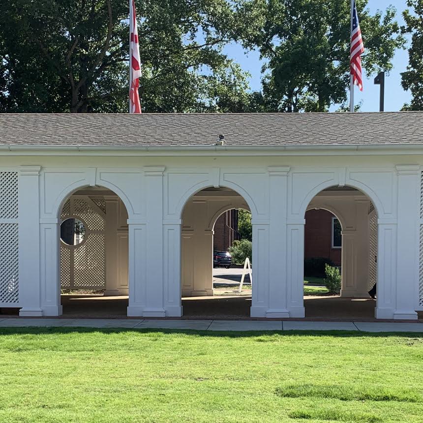 Constitution Hall Park Large Pavilion Front View (860x860)