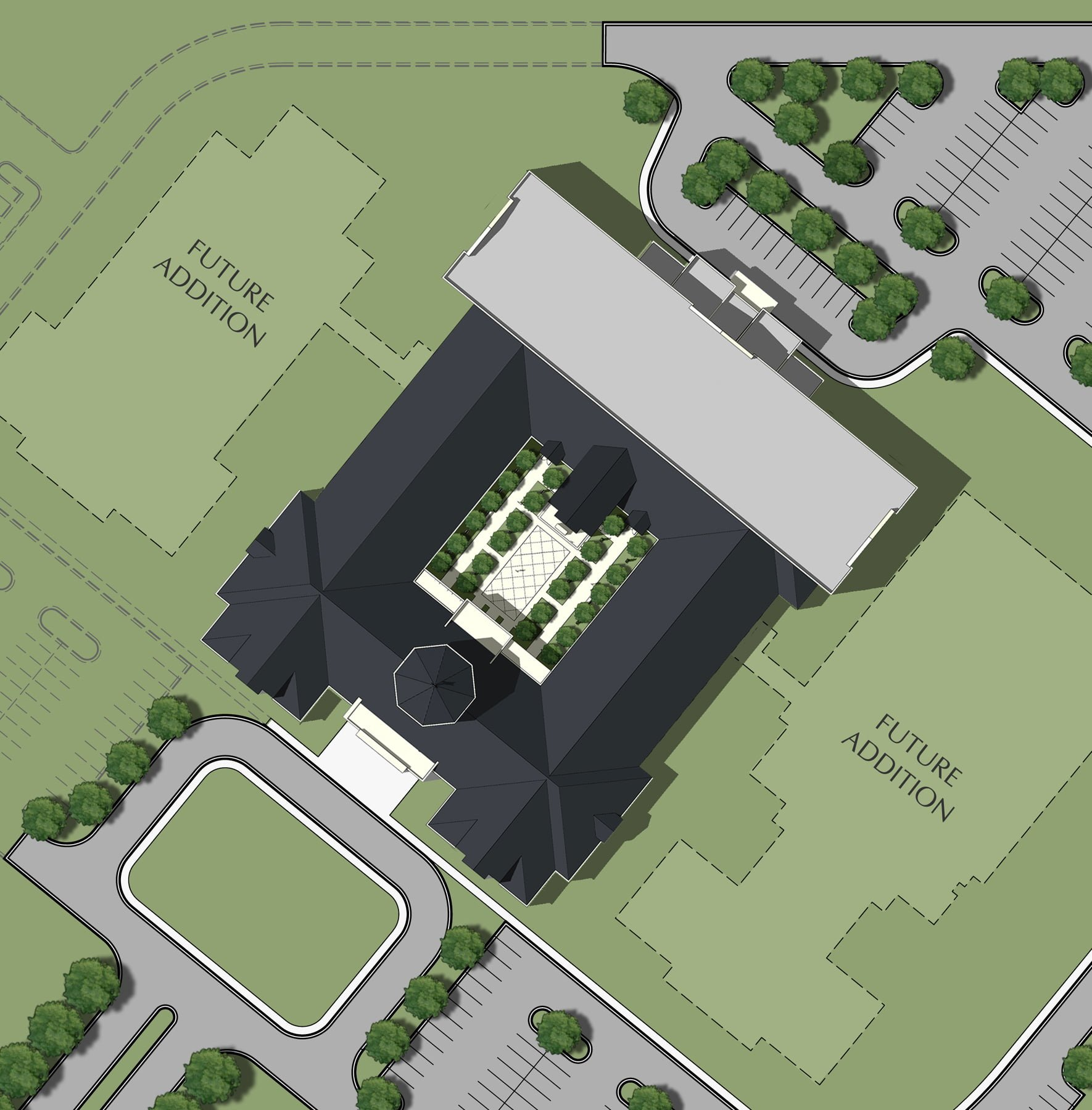 catholic high school color site plan (1770x1800)
